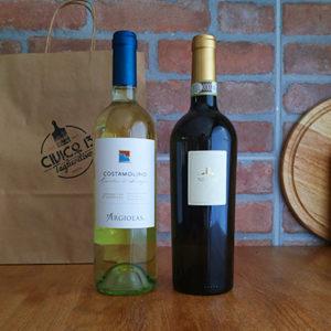 Box Vino Bianco Vermentino Sardegna Gallura